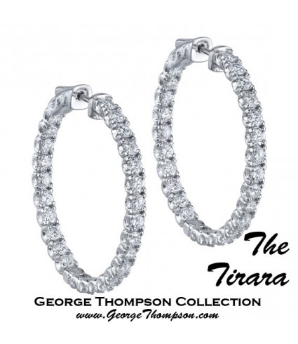 The Tirara Earrings