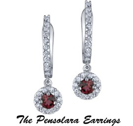 The Pensolara Earrings