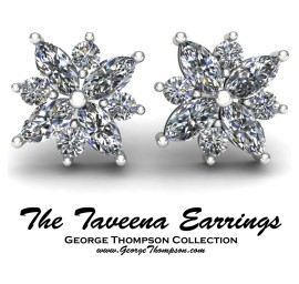 The Taveena Earrings