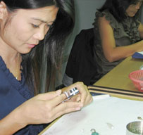 our thailand jewelry factory